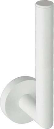 Запасной держатель туалетной бумаги Bemeta White, белый 104112034