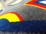 Коврик придверный 66x100см для помещения синие капли, полиамид Golze Pretty Drips 1700-68-005-020