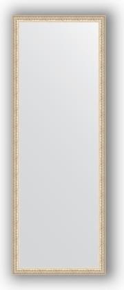Зеркало 51x141см в багетной раме мельхиор Evoform BY 1065
