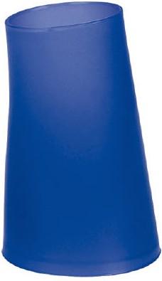 Стаканчик пластиковый синий Spirella MOVE 1014944