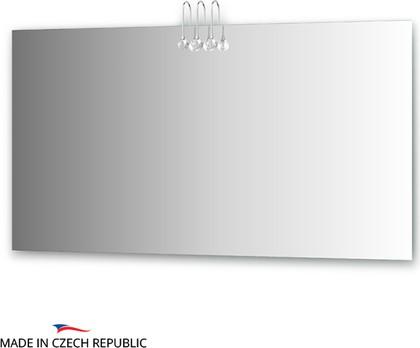Зеркало 140х75см со светильниками Ellux CRY-C3 0217
