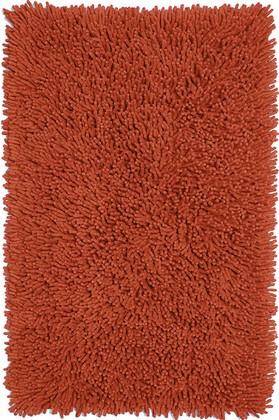 Коврик для ванной 60x90см коричневый, хлопок Grund Corall 892.14.053