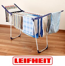 Надёжные и простые в употреблении сушки для белья от Leifheit