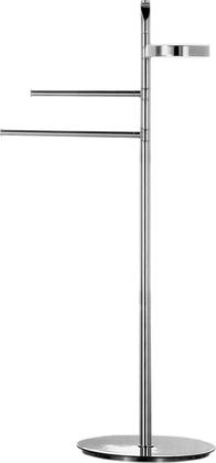 Стойка с аксессуарами для ванной поворотная 880мм, хром Colombo Planets B9814.000