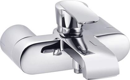 Смеситель для ванны однорычажный с изливом, хром Kludi JOOP! 554430575