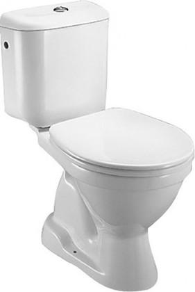 Унитаз напольный, выпуск вертикальный, комплект (чаша, бачок) Jika Lyra 242370002429