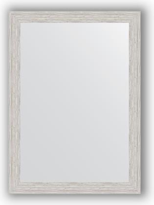 Зеркало в багетной раме 51x71см серебряный дождь 46мм Evoform BY 3037