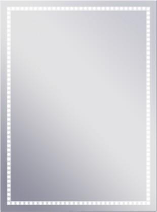 VOLANO Зеркало с LED подсветкой, 62.5x86.5см 5905241002156