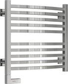 Полотенцесушитель электрический Сунержа Аркус 2.0, 500x500, МЭМ слева 00-5604-5050