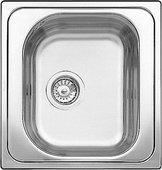 Кухонная мойка Blanco Tipo 45-C, матовая сталь 516611