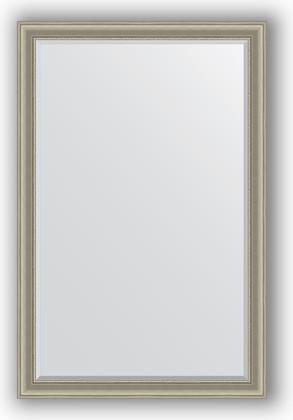 Зеркало 116x176см с фацетом 30мм в багетной раме хамелеон Evoform BY 1315