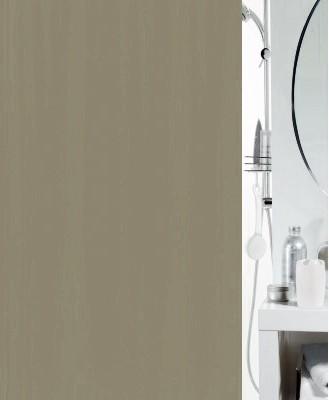 Штора для ванной Spirella Alea, 180x200см, текстиль, серо-коричневый 4006265