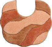 Коврик для туалета Grund Carmen, 50x55см, полиакрил, абрикосовый 2048.04.4053
