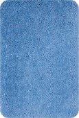 Коврик для ванной Spirella Highland, 60x90см, полиэстер/микрофибра, синий 1013081