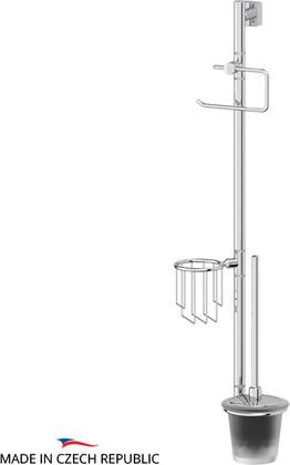 Стойка с аксессуарами для туалета настенная FBS ESPERADO ESP 075+UNI 047,046,049