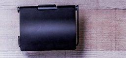 Держатель для туалетной бумаги Bemeta Nero, чёрный 135012020