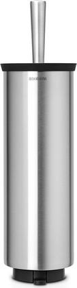 Туалетный ёршик Brabantia Matt Steel, настенный, матовая сталь 427183