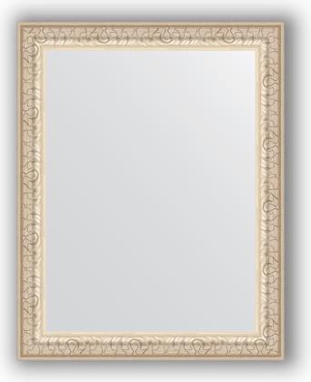Зеркало 37x47см в багетной раме мельхиор Evoform BY 1342