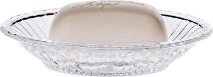 Мыльница стекло прозрачная Spirella Quartz 4007333