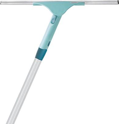 Щётка хозяйственная 40см, с телескопической ручкой до 2м Leifheit POWERSLIDE 51521