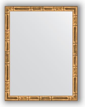 Зеркало 34x44см в багетной раме золото-бамбук Evoform BY 1330