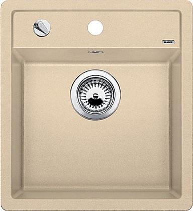 Кухонная мойка без крыла, с клапаном-автоматом, гранит, шампань Blanco Dalago 45 517162