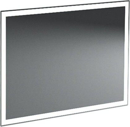 """Компания """"Верона"""" (Verona), коллекция мебели для ванной LUSSO, зеркало для ванной с подсветкой и сенсорным выключателем, встроенные светодиоды, ширина 100см, артикул LS707"""