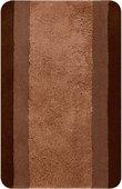 Коврик для ванной 60x90см коричневый Spirella Balance 1014456