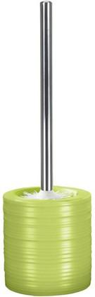 Ёрш с керамической зелёной подставкой Kleine Wolke Sahara 5046625856
