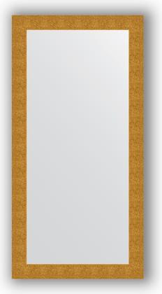 Зеркало в багетной раме 80x160см чеканка золотая 90мм Evoform BY 3342