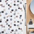 Штора для ванны 180x200см бежево-серая Spirella DIDO 1014429