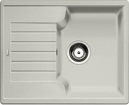 Кухонная мойка оборачиваемая с крылом, гранит, жемчужный Blanco Zia 40 S 520624