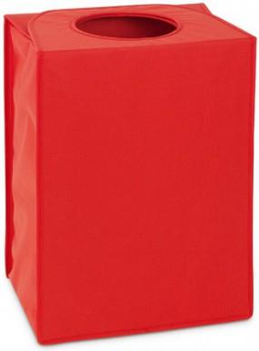 Сумка для белья прямоугольная 55л красная Brabantia 101724