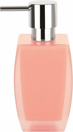 Ёмкость для жидкого мыла розовая Spirella Freddo 1016105