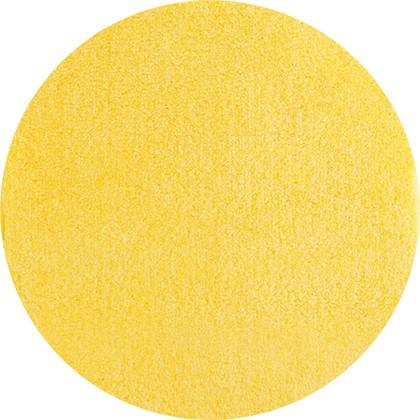 Коврик для ванной круглый диам.80см жёлтый Grund LEX 2622.43.4087