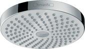 Верхний душ Hansgrohe Croma Select S 180, белый-хром 26522400