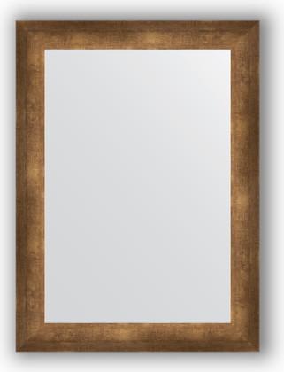 Зеркало 56x76см в багетной раме 66мм старая бронза Evoform BY 1000
