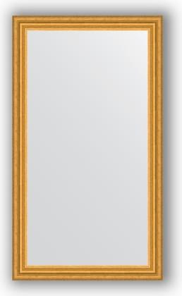 Зеркало 66x116см в багетной раме 67мм старое золото Evoform BY 1091