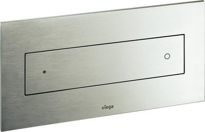 Кнопка смыва для унитаза пластиковая, нержавеющая сталь Viega Visign for Style 12 597283