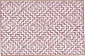 Коврик для ванной Kleine Wolke Botany Pastellrose, 50x60см, хлопок, розовый 9125413433