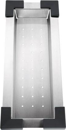 Коландер Blanco, 432х176х56мм, нерж. сталь 514542