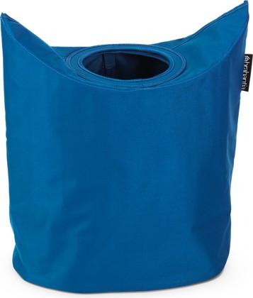 Сумка для белья 50л синяя Brabantia 102486