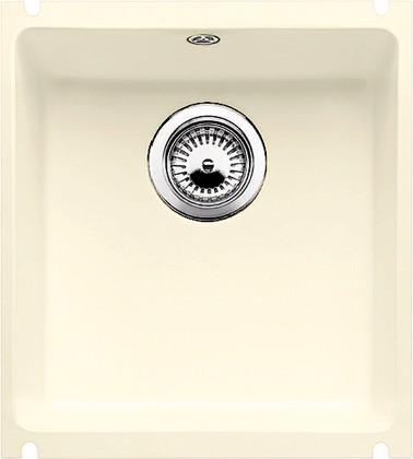 Кухонная мойка без крыла, керамика, магнолия глянцевая Blanco Subline 375-U PuraPlus 519595