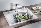 Кухонная мойка Blanco Dalago 6, клапан-автомат, мускат 521858