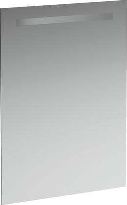 Зеркало 60x85см со встроенным горизонтально светильником Laufen CASE 4.4722.1.996.144.1
