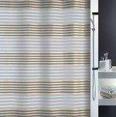 Штора для ванной Spirella Versilia, 180x200см, текстиль, шампань 1017023