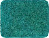 Коврик для ванной Grund Melange 50x60, полиакрил, бирюзовый 4102.76.4126
