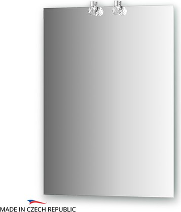 Зеркало 55x75см со светильниками Ellux CRY-D2 0206