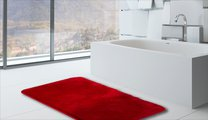Коврик для ванной 60x100см красный Grund Comfort 2399.16.4012