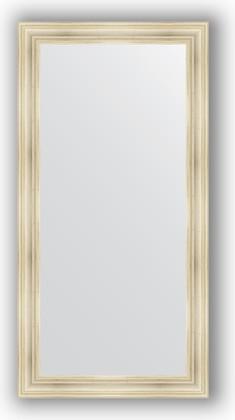 Зеркало в багетной раме 82x162см травленое серебро 99мм Evoform BY 3348